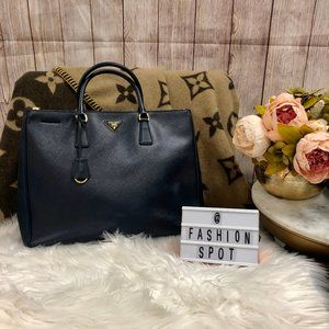 Prada XL Executive Saffiano Bag